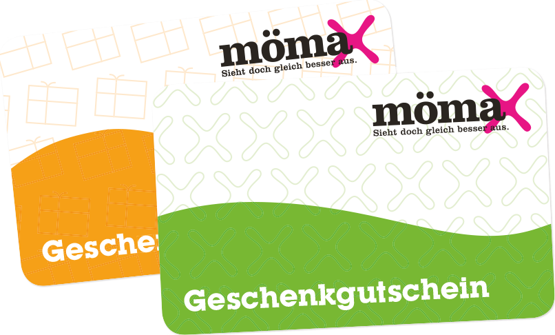 Moemax Gutschein